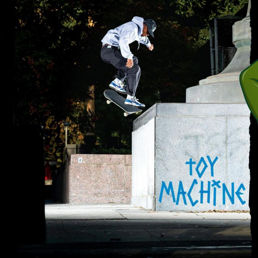 Toy Machine: історія легендарного бренду