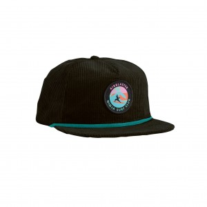 Кепка Airblaster Ninja Surf Club-Black