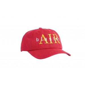 Кепка Airblaster Dad's Hat-Party Time Red