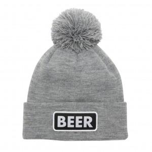 Шапка COAL 2021 The Vice Heather Grey Beer