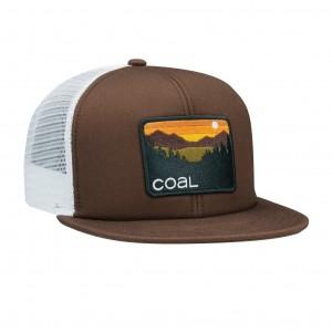 Кепка COAL 2021 The Hauler Brown