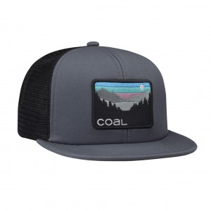 Кепка COAL 2021 The Hauler Charcoal