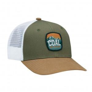 Кепка COAL 2021 The Tumalo Olive