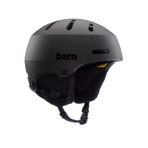Шолом Bern Macon 2,0 MIPS Matte Black w/ Black Liner