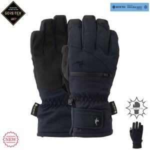 Рукавиці POW 20-21 W's Cascadia GTX Short Glove +WARM Blue Nights