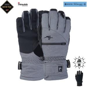 Рукавиці POW 20-21 W's Cascadia GTX Short Glove +WARM Grey