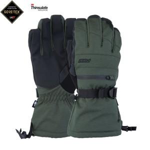Рукавиці POW 20-21 Wayback GTX Long Glove +WARM Kombu Green