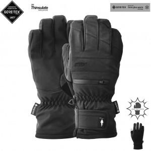 Рукавиці POW 20-21 Wayback Gtx Short Glove +Warm Black
