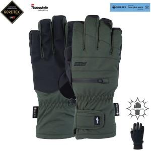 Рукавиці POW 20-21 Wayback GTX Short Glove +WARM Kombu Green