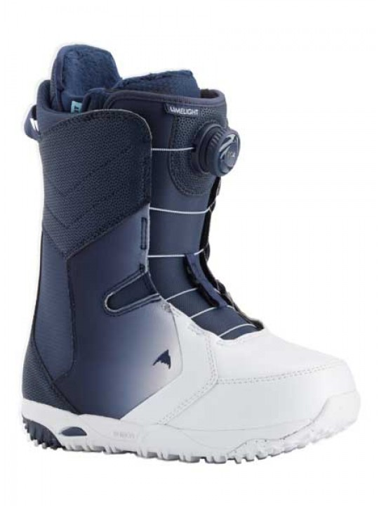 Черевики Burton Limelight Blue/White Fade