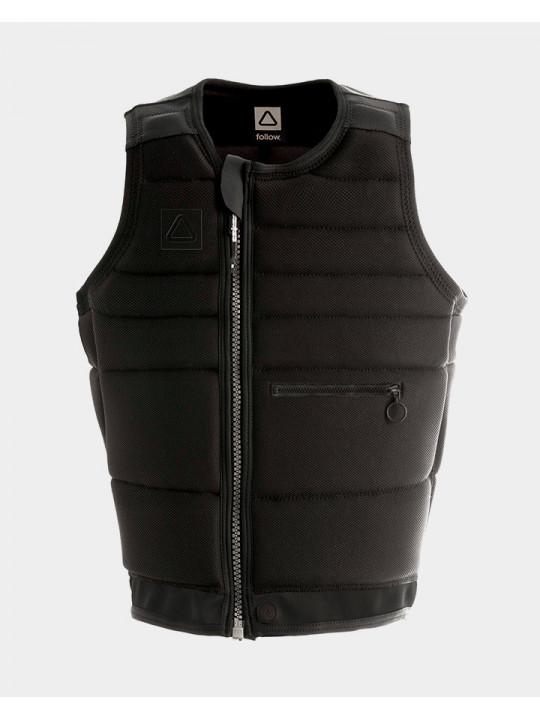 Жилет для вейкборда Follow - 2021 | TBA Impact Vest - Black
