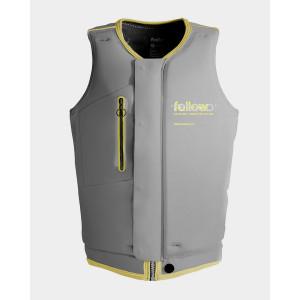 Жилет для вейкборду Follow -  2021 | Fresco Impact Vest - Lemon