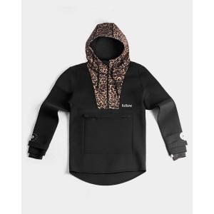 Неопренова куртка Follow - 2021 | Layer 3-1  Neo Anorak Black/Leopard