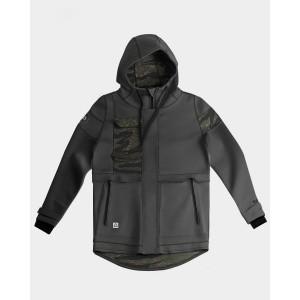 Неопренова куртка Follow - 2021 | Layer 3-1  Upstate Neo Olive/Tiger Camo