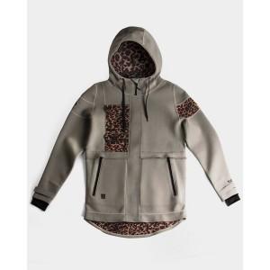 Неопренова куртка Follow - 2021 | Layer 3-1  Upstate Neo Stone/Leopard Camo