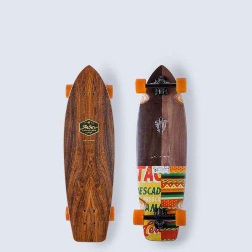 Лонгборд Arbor Surfskate Complete Groundswell Rally 30,5