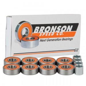 Підшипники Bronson Speed Co. Bearings G2