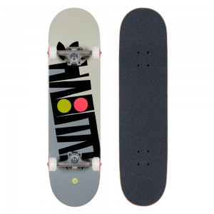 Скейтборд комплект Habitat Artisan Apex Complete 8,25 Gray