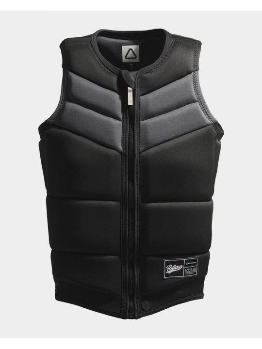 Жилет для вейкборду Follow - 2021 |  Primary Mens Impact Jacket  - Black