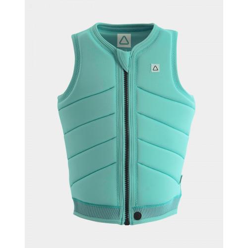 Жилет для вейкборду Follow - 2021   Primary Ladies Impact Vest - Aqua