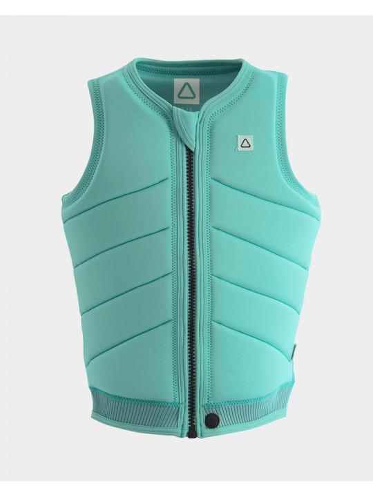 Жилет для вейкборда Follow - 2021 | Primary Ladies Impact Vest - Aqua