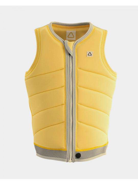 Жилет для вейкборда Follow - 2021 | Primary Ladies Impact Vest - Lemon