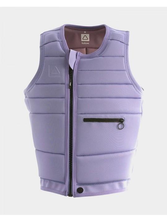 Жилет для вейкборду Follow - 2021 | TBA Impact Vest - Purple