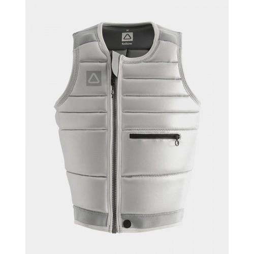 Жилет для вейкборду Follow - 2021 | TBA Impact Vest - Silver