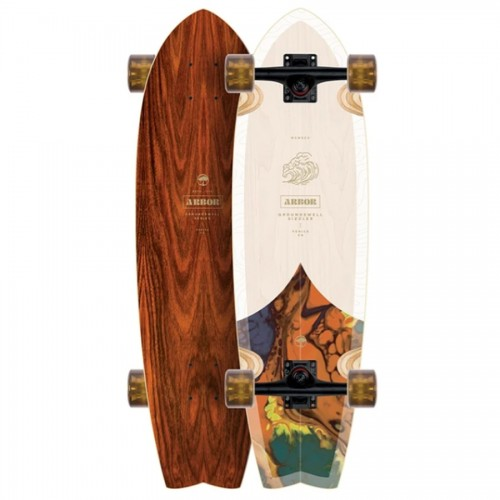 Лонгборд Arbor Cruiser Complete Groundswell Sizzler New 30,5