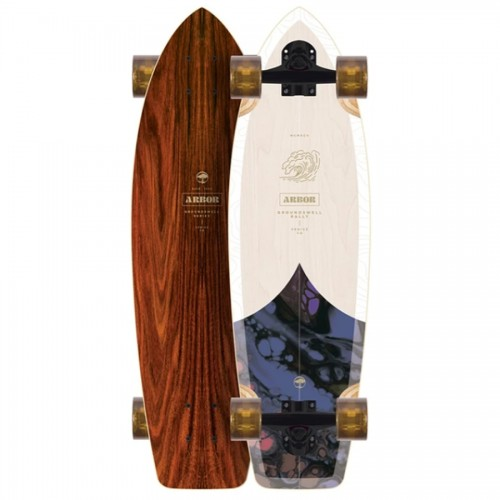 Лонгборд Arbor Surfskate Complete Groundswell Rally New 30,5
