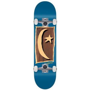 Скейтборд компліт Foundation Star Moon V2 Blue 7,88  SU21