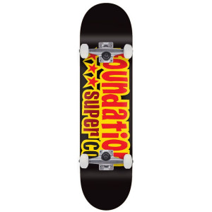Скейтборд компліт Foundation 3 Star Black 8,13 SU21