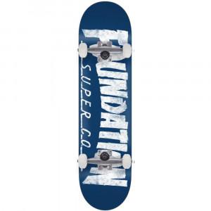 Скейтборд компліт Foundation x Thrasher 8,0 SU21