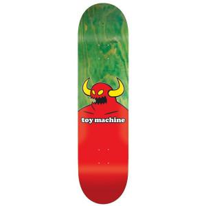 Скейтборд дека Toy Machine Monster 8,13 Assorted  SU21