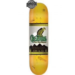 Скейтборд дека Creature Malt Sliquor SM Everslick Deck 8,375 SU21
