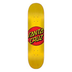 Скейтборд дека Santa Cruz Skateboard Deck Classic Dot 7,75 SU21