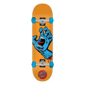 Скейтборд компліт Santa Cruz Complete Screaming Hand 7,8