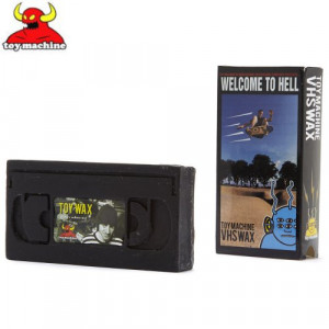 Віск Toy Machine VHS Wax Welcome To Hell
