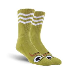 Шкарпетки Toy Machine Turtle Stache Green