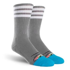 Шкарпетки Toy Machine Stoner Sect Grey