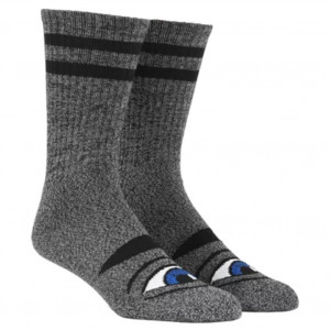 Шкарпетки Toy Machine Sect Eye Socks Gray