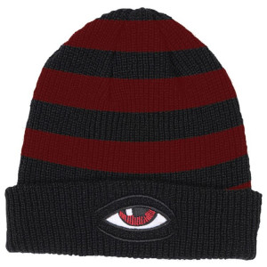 Шапка Toy Machine Sect Eye Stripe Black Red