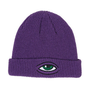 Шапка Toy Machine Sect Eye Purple