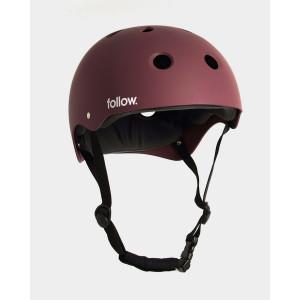 Шолом Follow Wake Safety First Helmet Red
