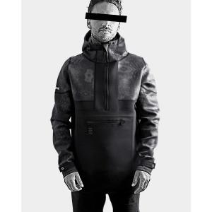 Неопренова куртка Follow  Layer 3/1  Neo Anorak  Black