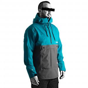 Куртка Follow Layer 3/1 Outer Spray Anorak Teal