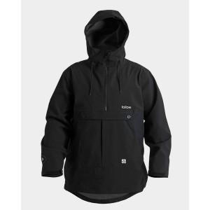 Куртка Follow Layer 3/1 Outer Spray Anorak Black