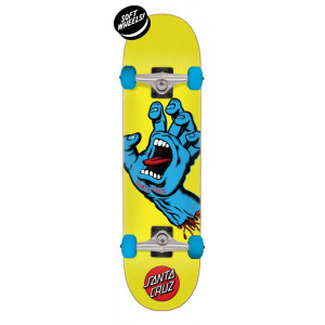 Скейтборд компліт Santa Cruz Complete Screaming Hand 7,75
