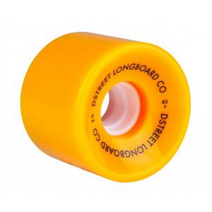 Колеса D Street Wheels Ocean 65mm 83a Yellow