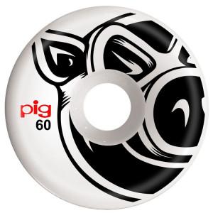 Колеса Pig Head Conical Natural 60mm